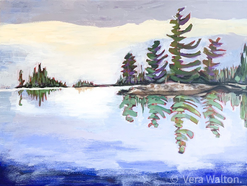 Lake Louisa - Ontario