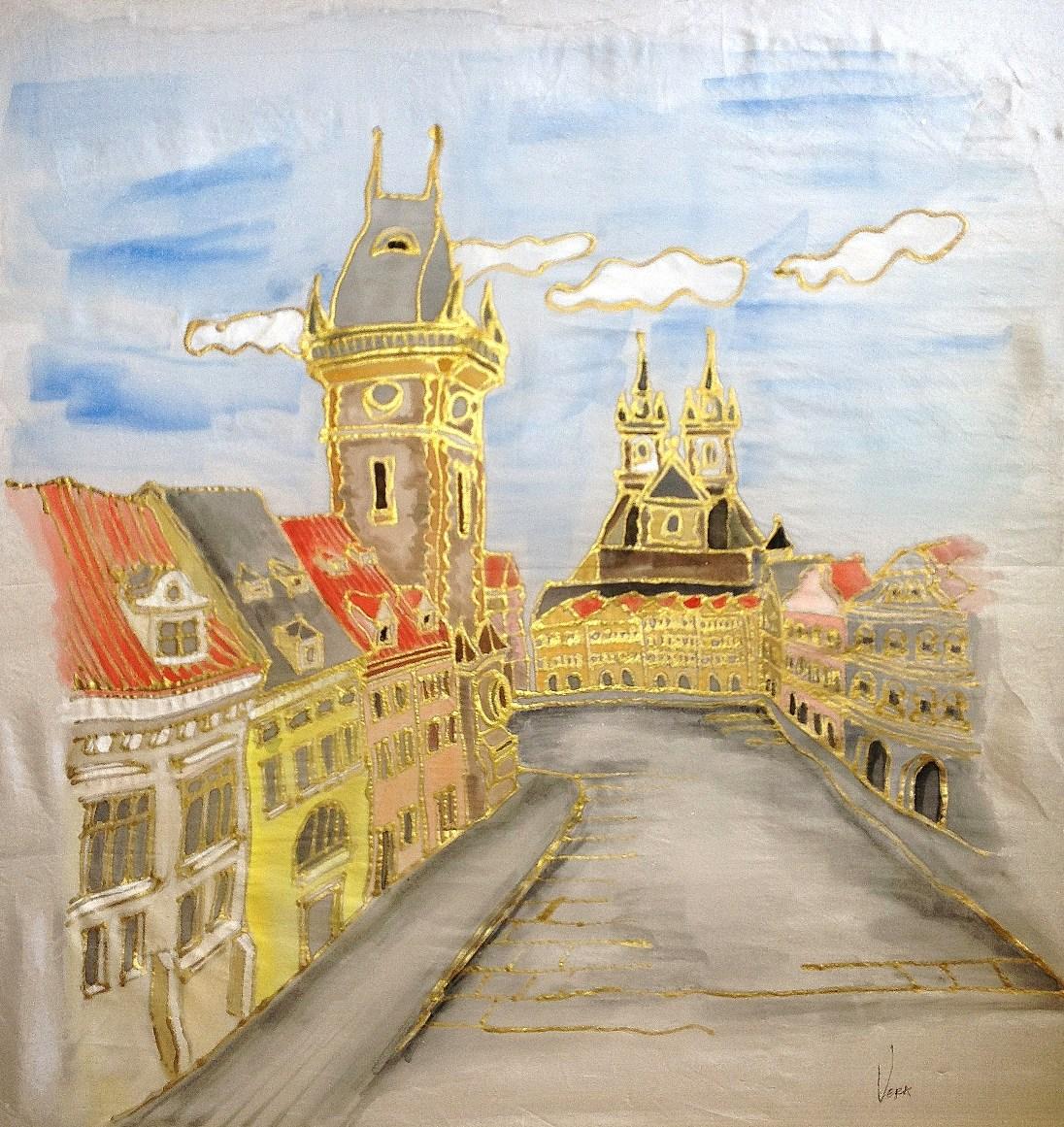 Old City Square - Prague